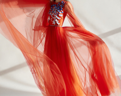 Каролина Хэррера представила коллекцию одежды Pre-Fall 2018-430x480