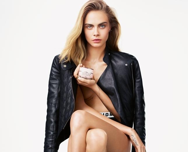 Кара Делевинь презентовала линию по уходу за кожей для миллениалов Capture Youth, Dior-320x180