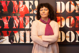 Юлия Нужина (независимый куратор, основатель и куратор арт-резиденции «Берег»)