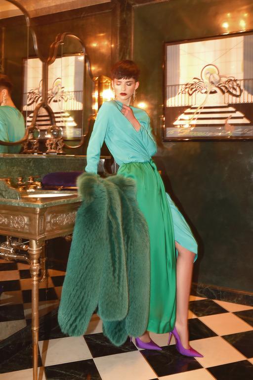 Blood&Honey: украинский бренд выпустил капсульную коллекцию вечерних платьев-Фото 4