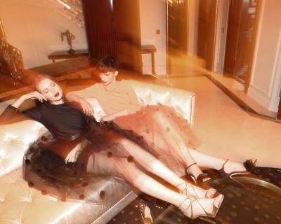 Blood&Honey: украинский бренд выпустил капсульную коллекцию вечерних платьев-430x480