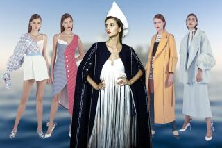 Катя Сильченко представила новую коллекцию весна/лето 2018