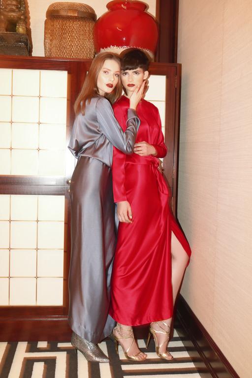 Blood&Honey: украинский бренд выпустил капсульную коллекцию вечерних платьев-Фото 2