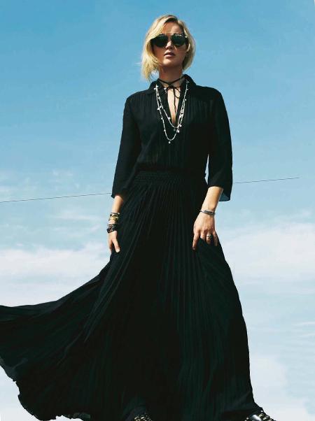 Дженнифер Лоуренс снялась для рекламы Dior-Фото 5