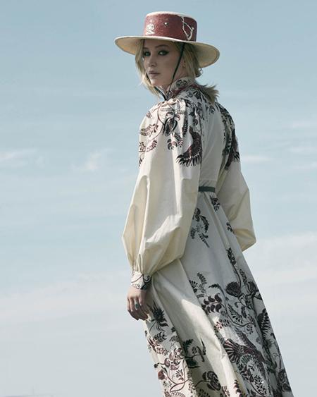 Дженнифер Лоуренс снялась для рекламы Dior-Фото 6