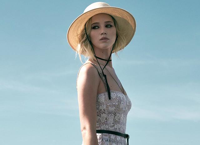 Дженнифер Лоуренс снялась для рекламы Dior-Фото 1