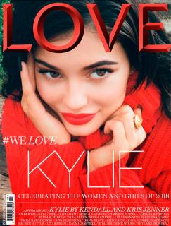 Кендалл Дженнер сняла сестру Кайли для обложки журнала