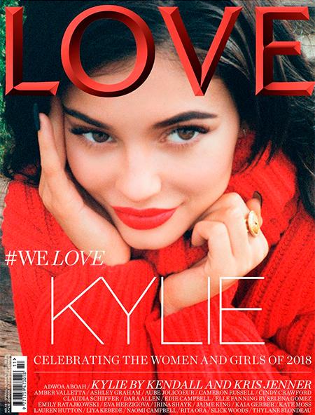 Кендалл Дженнер сняла сестру Кайли для обложки журнала-320x180