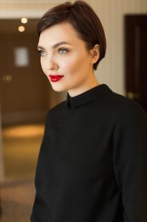 Оксана Майжара (арт-директор изданий ELLE Украина и ELLE Decoration Украина)