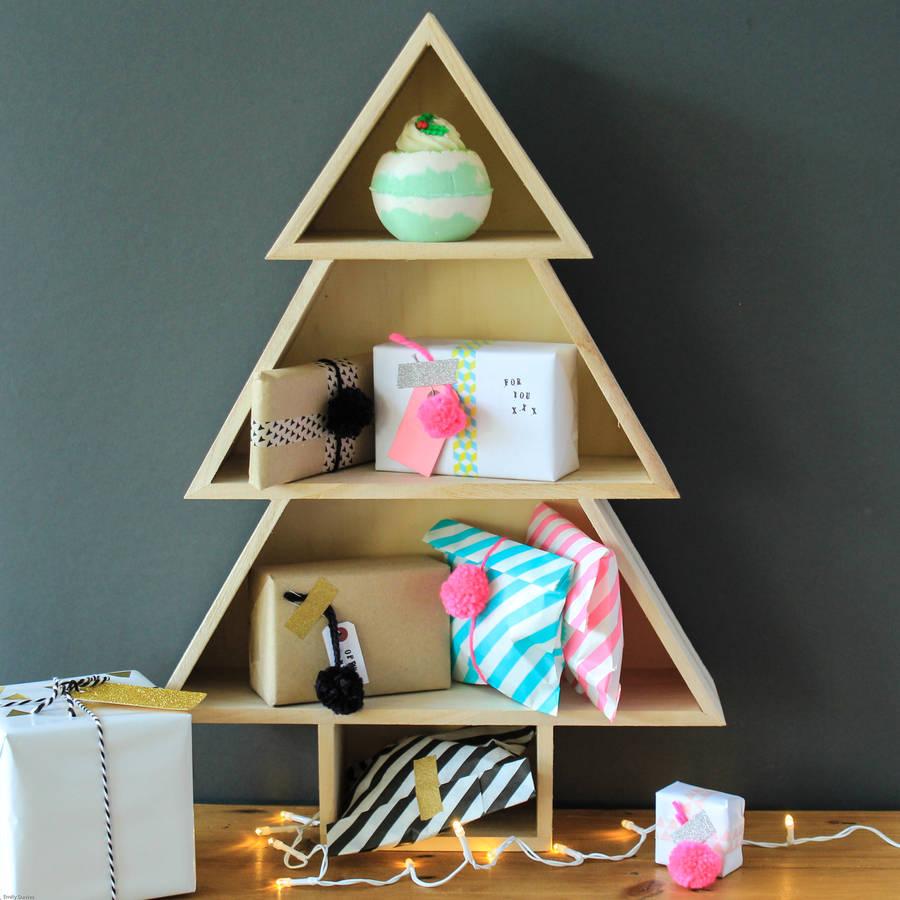 Новый взгляд: 8 интересных альтернатив новогодней елке-Фото 3