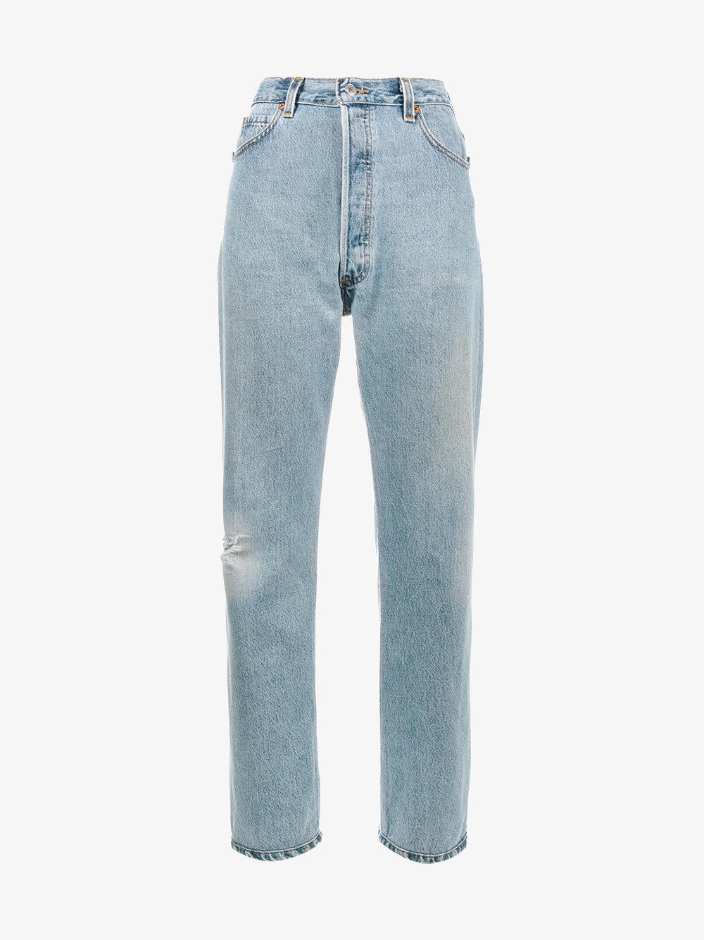 Как подобрать джинсы под свой тип фигуры-Фото 2