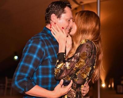 Диджей Тиесто женится на 21-летней модели-430x480