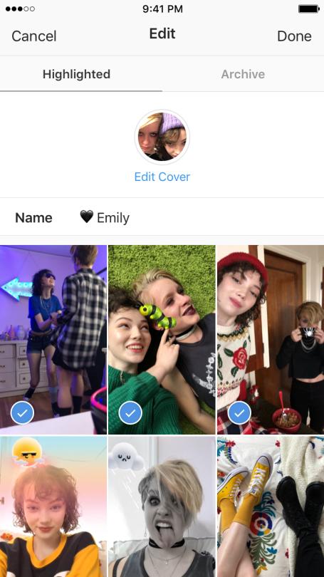Новая функция в Instagram позволит сохранять истории-Фото 2