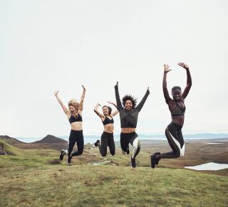 H&M презентовали новый ролик о спорте и женских победах