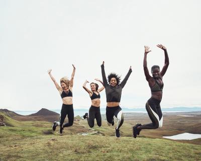 H&M презентовали новый ролик о спорте и женских победах-430x480