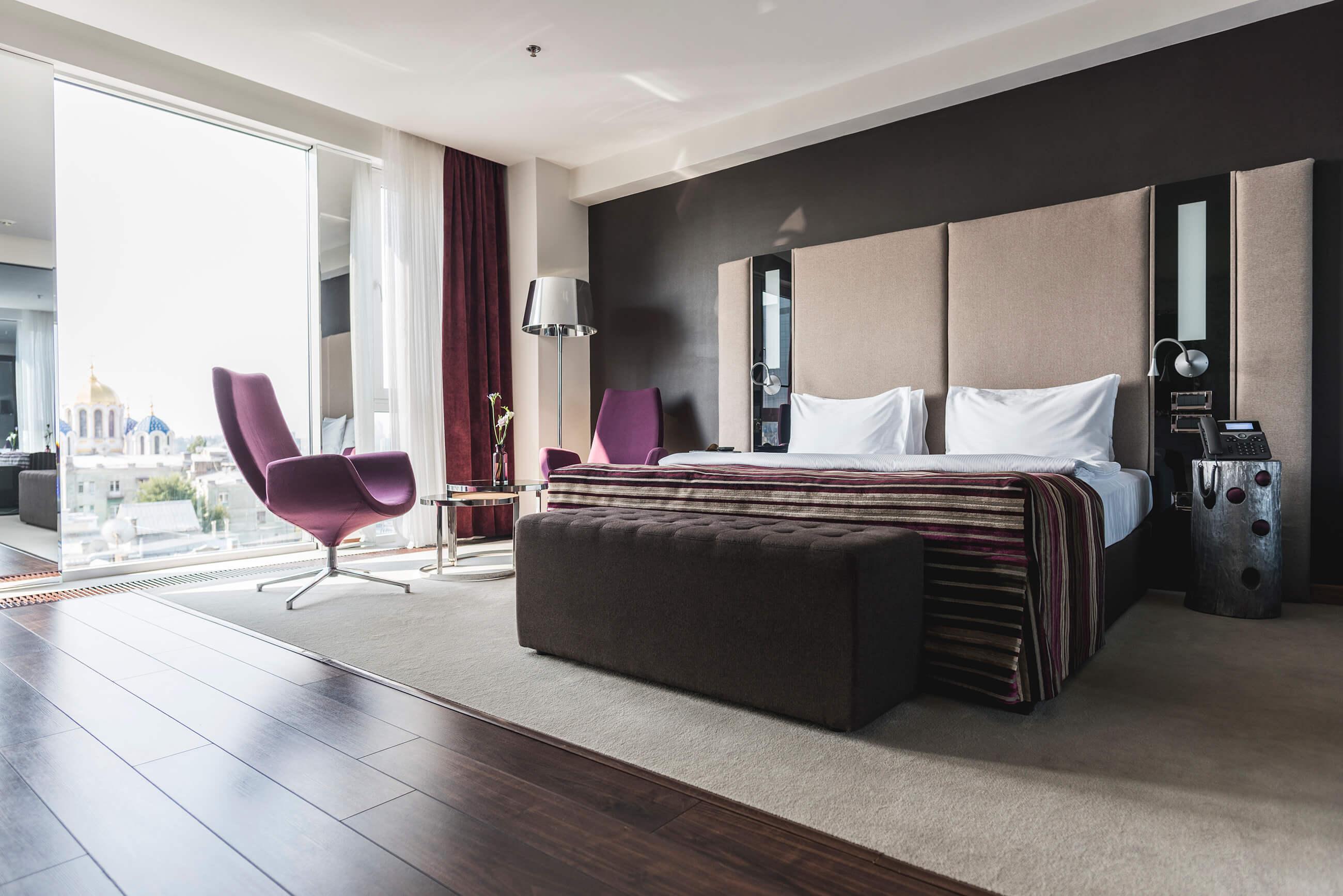 Бутик-отель 11 Mirrors признан одним из лучших в мире-320x180