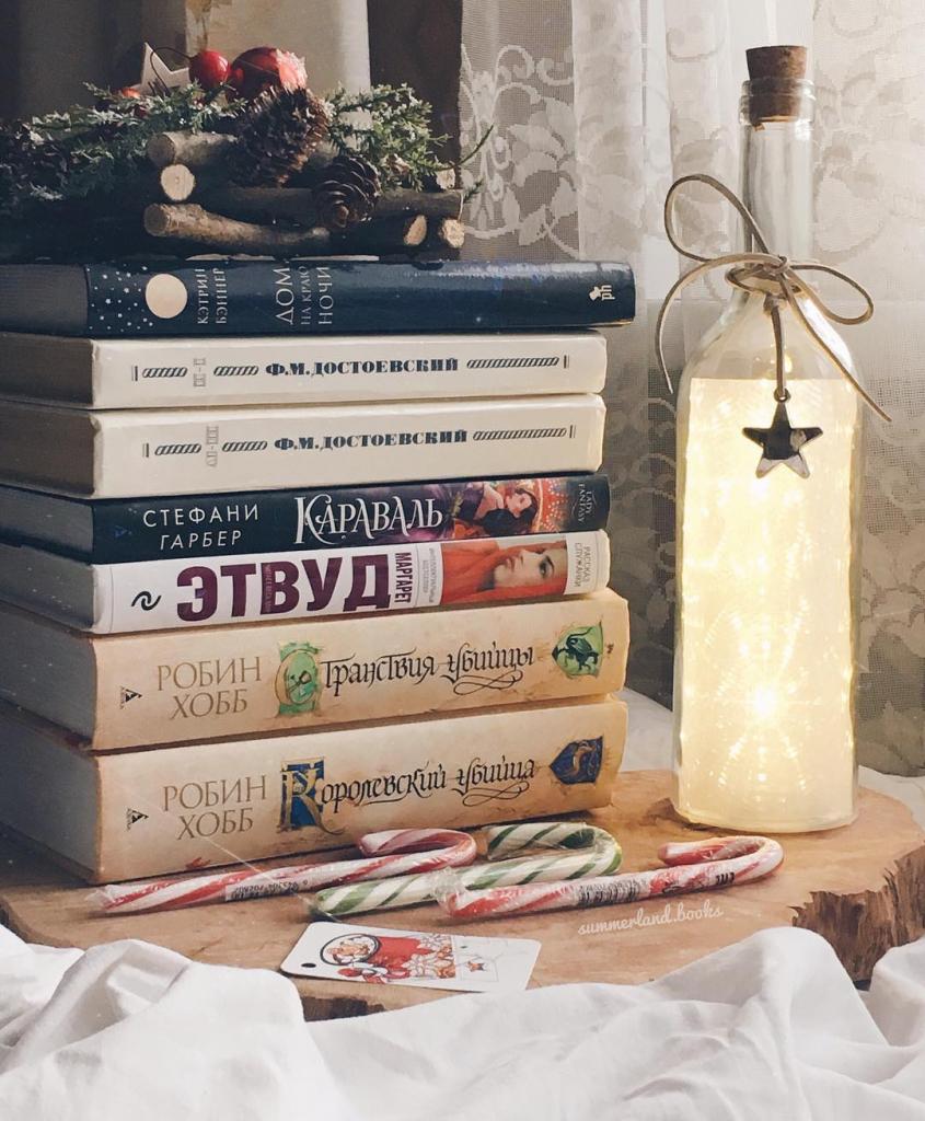 Лучшие  Instagram-аккаунты о книгах фото 2