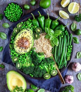 Главные жиросжигающие продукты
