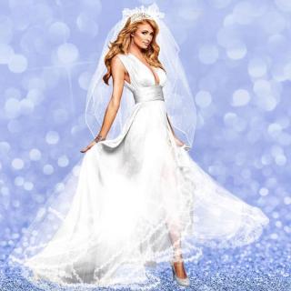 Новые подробности: какой свою свадьбу видит Пэрис Хилтон