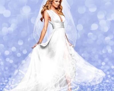 Новые подробности: какой свою свадьбу видит Пэрис Хилтон-430x480