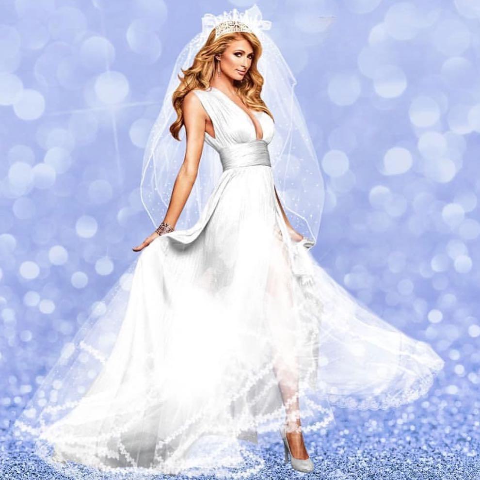 Новые подробности: какой свою свадьбу видит Пэрис Хилтон-320x180