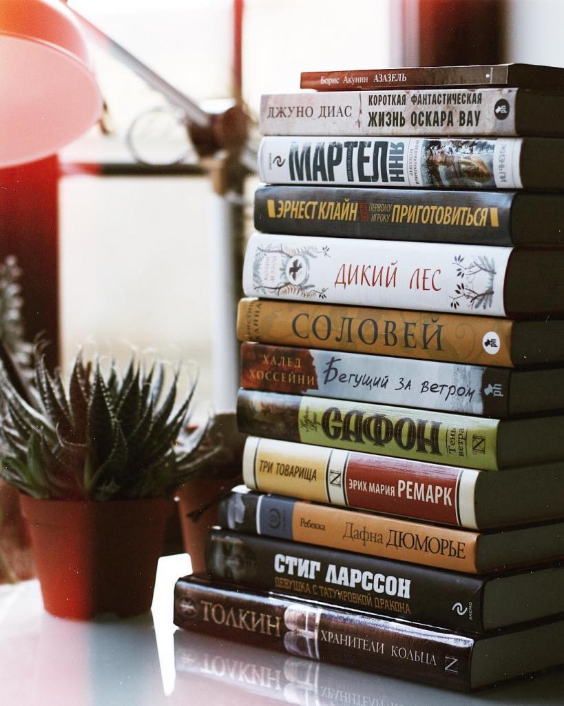 Лучшие  Instagram-аккаунты о книгах фото 3