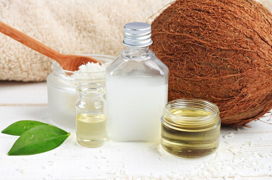 кокосовое масло для гладкой кожи