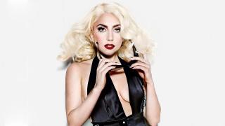 Леди Гага продемонстрировала стройную фигуру