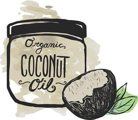 способы использовать кокосовое масло