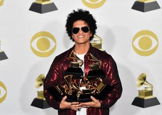 Грэмми 2018: триумф Bruno Mars, песня «Putin» и другие неожиданности