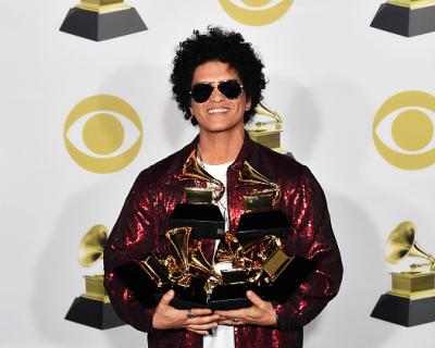 Грэмми 2018: триумф Bruno Mars, песня «Putin» и другие неожиданности-430x480