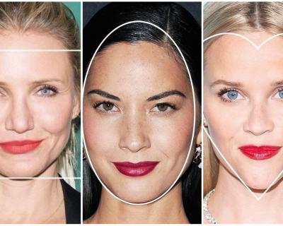 Как определить форму лица