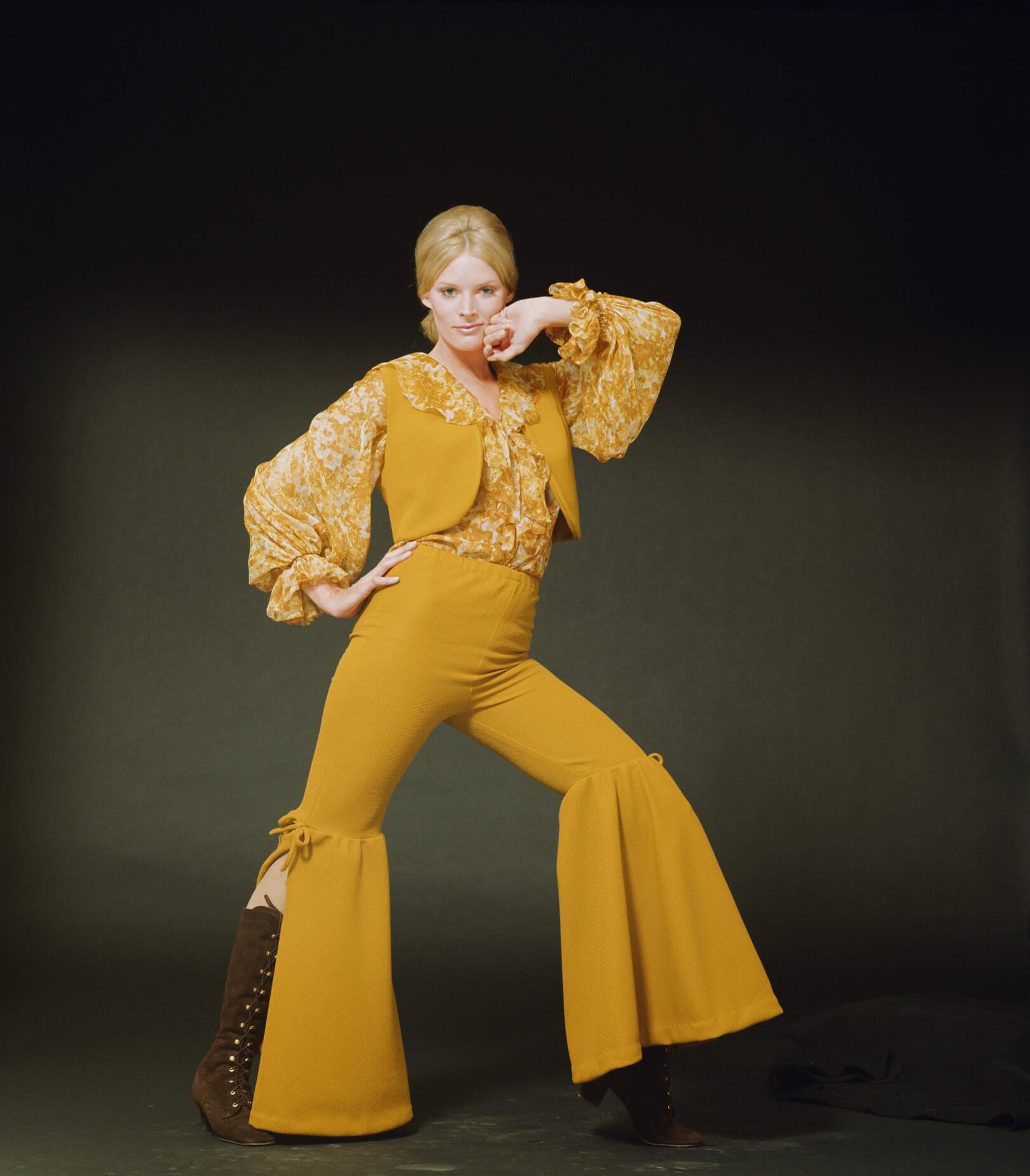 Винтажная мода: тренды 70-х, которые актуальны сегодня-Фото 5