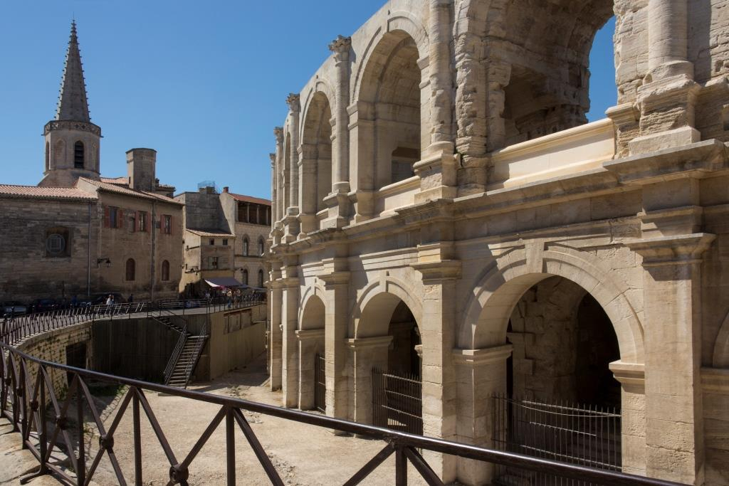 Маленькие города Франции