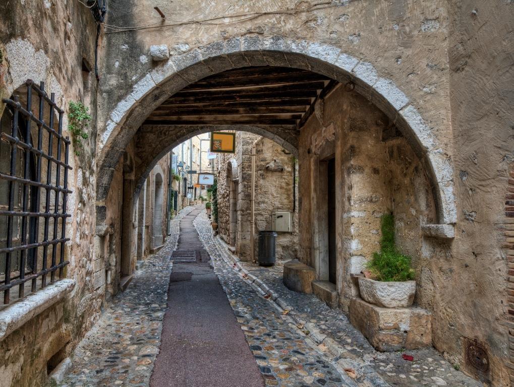 Франция города