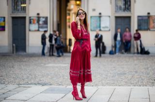 Анна Делло Руссо продаст свои вещи на аукционе