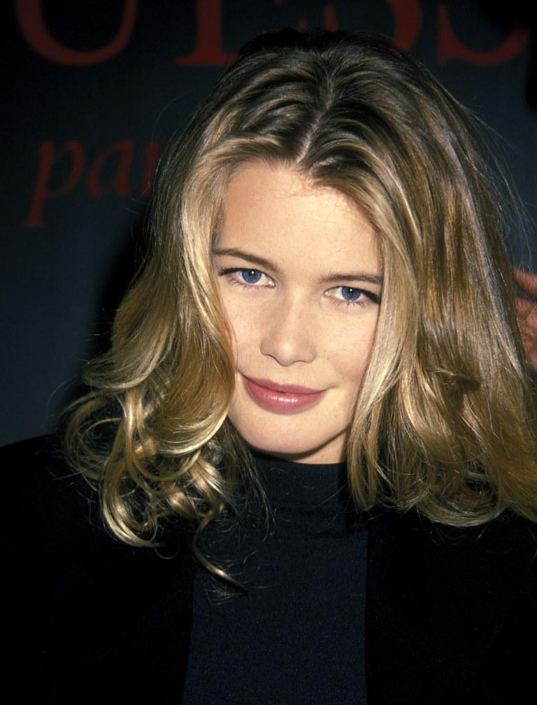 Клаудия Шиффер в 90е