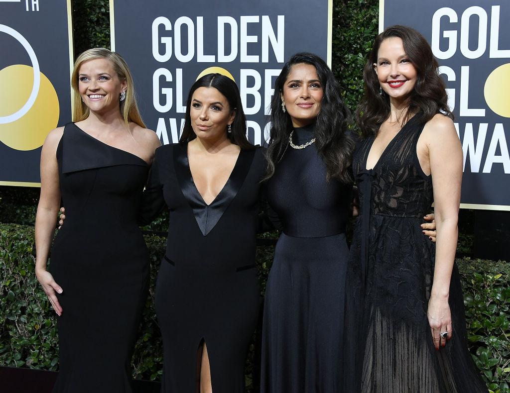Золотой глобус-2018: Лучшие вечерние образы с красной дорожки-320x180