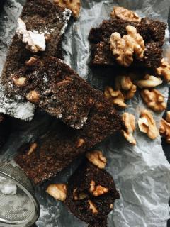 Классический брауни: простой рецепт для сладкоежек