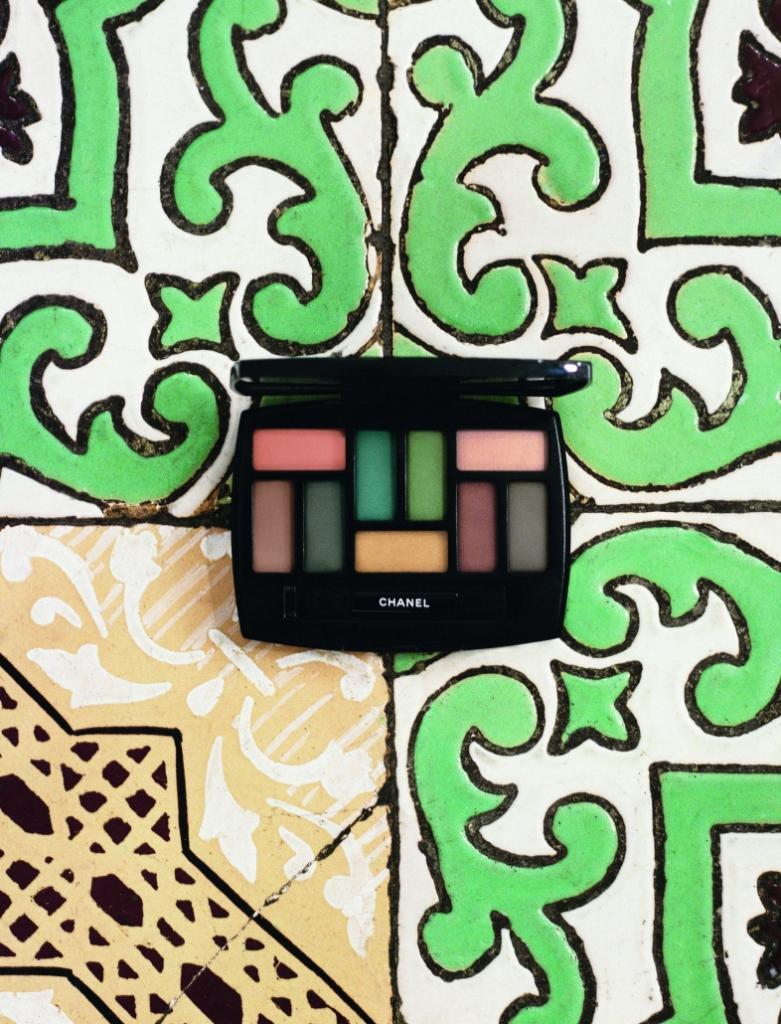 Трендовый макияж в эксклюзивной съемке Сhanel для Marie Claire Украина-Фото 2