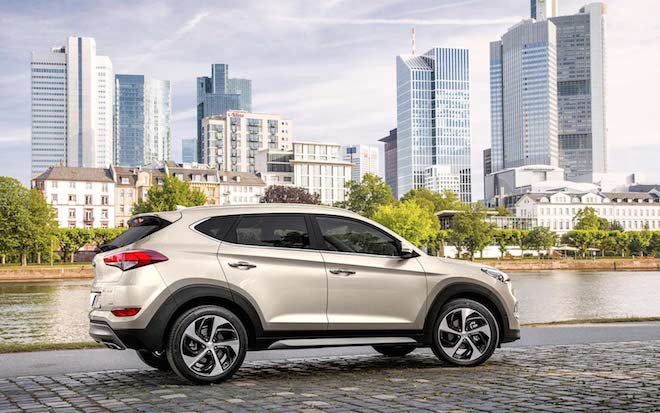 Тест-драйв Hyundai Tucson-Фото 1