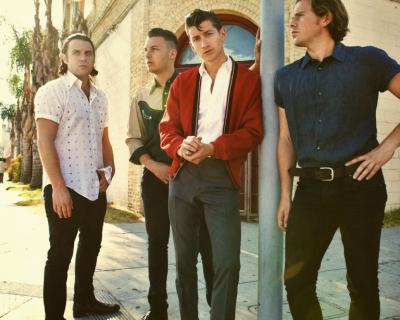 Arctic Monkeys Sziget 2018