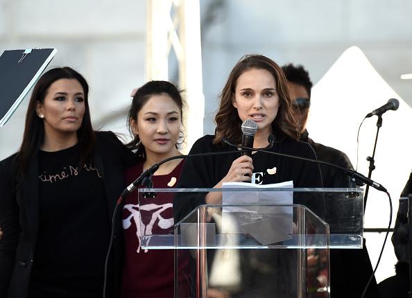 В США прошел второй «Марш женщин» фото 4