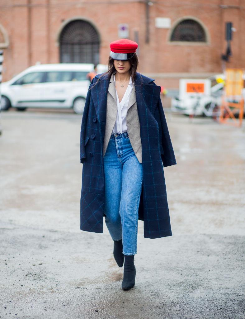 Модные джинсы 2018 фото