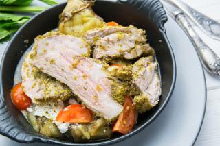 5 блюд на Старый Новый год от Евгения Клопотенко