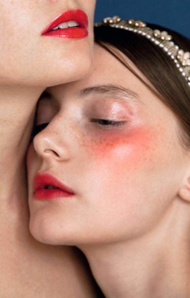 Трендовый макияж в эксклюзивной съемке Сhanel для Marie Claire Украина-Фото 6