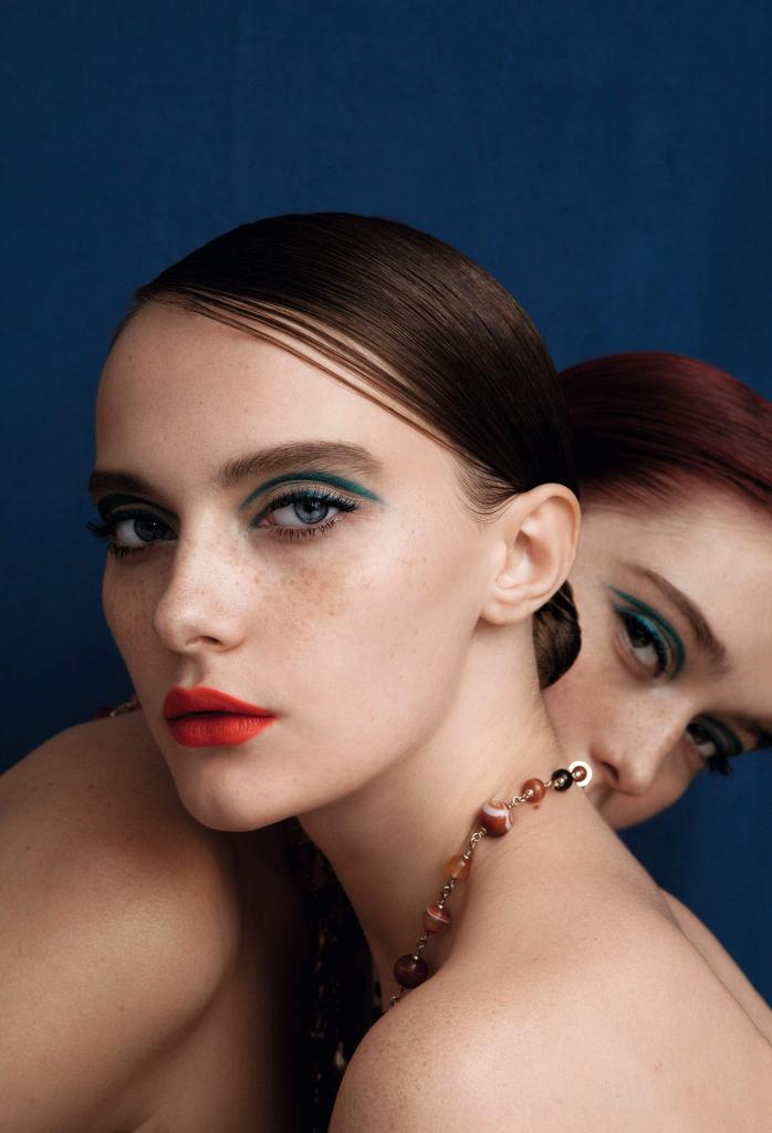 Трендовый макияж в эксклюзивной съемке Сhanel для Marie Claire Украина-Фото 5