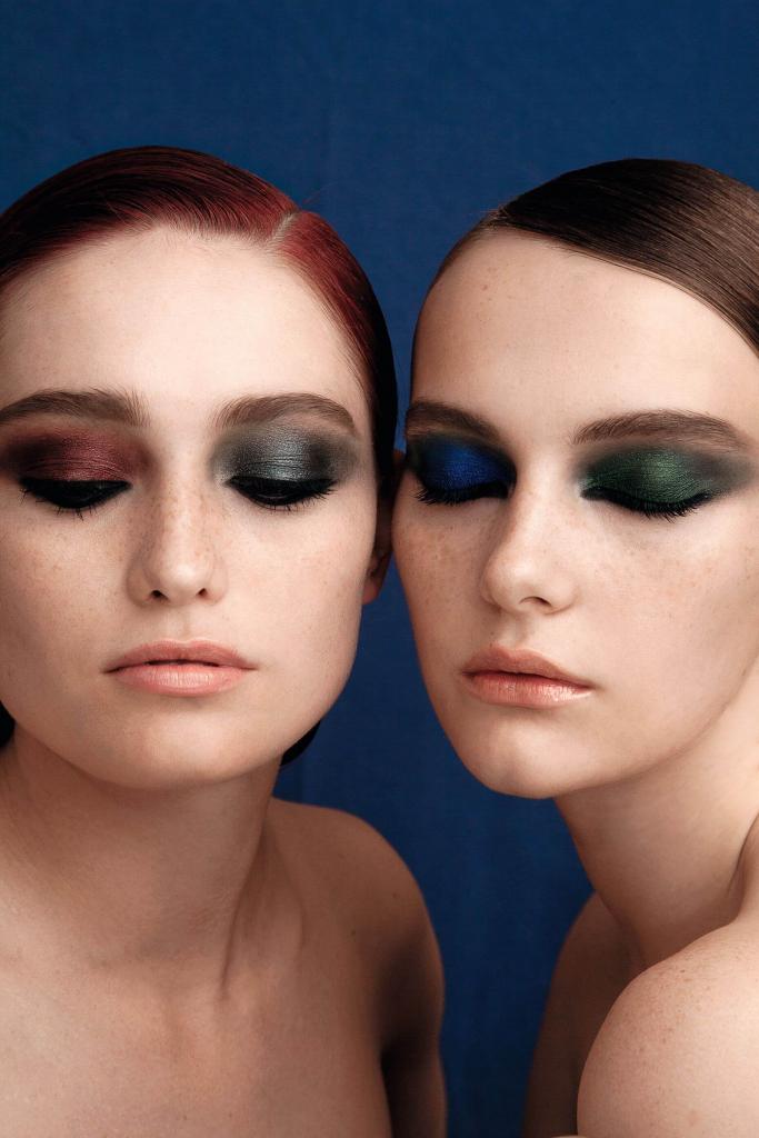 Трендовый макияж в эксклюзивной съемке Сhanel для Marie Claire Украина-Фото 4