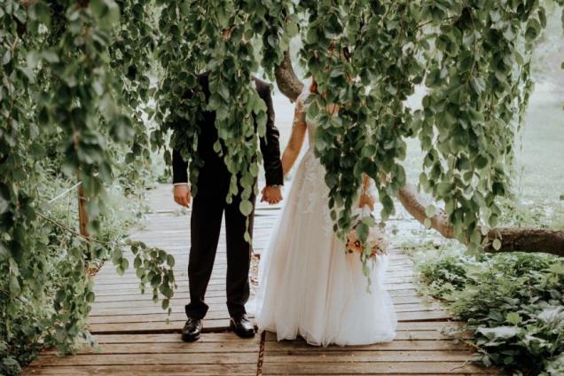 оформление свадьбы 2018