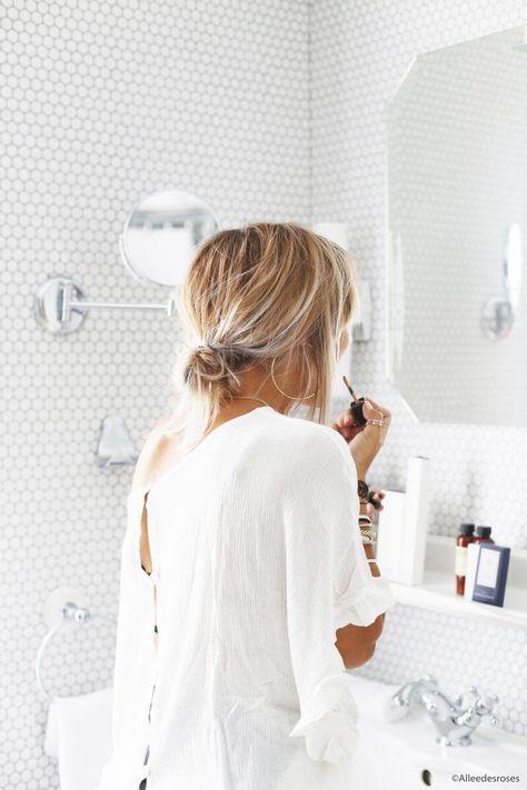 Как уложить короткие волосы: 7 дней — 7 причесок-320x180